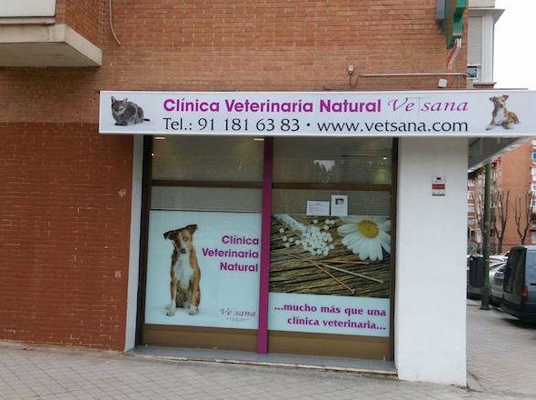 Clínica veterinaria natural en Moratalaz