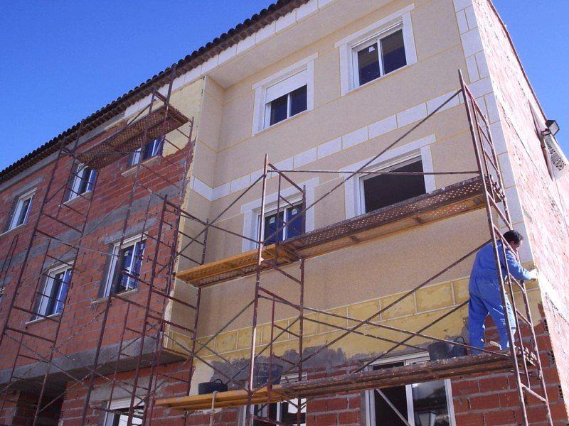Rehabilitación de edificios en Cuenca