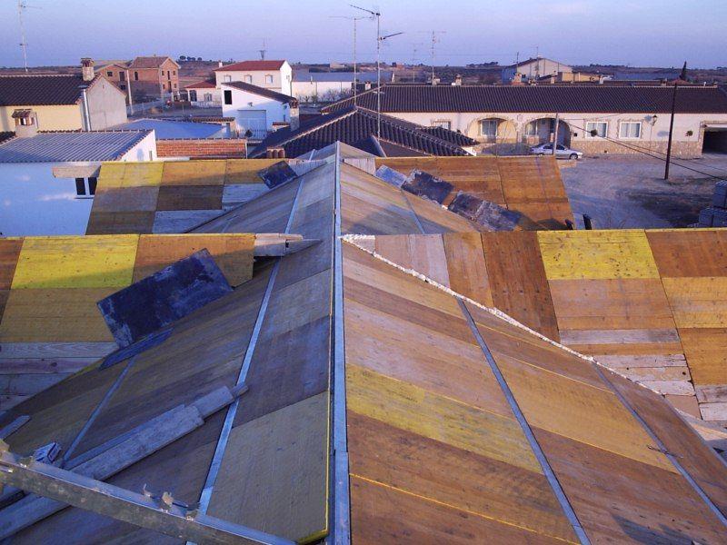 Tejados y cubiertas en Cuenca