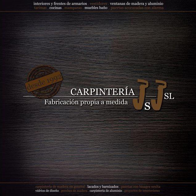 Catálogo: Productos y servicios de Carpintería J.S.J.