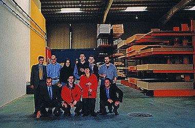 Nuestro equipo: Servicios de Maderas Masova