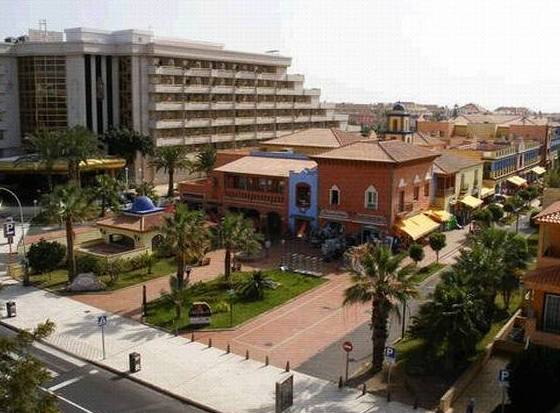 Pintura y Decoración de edificios Tenerife