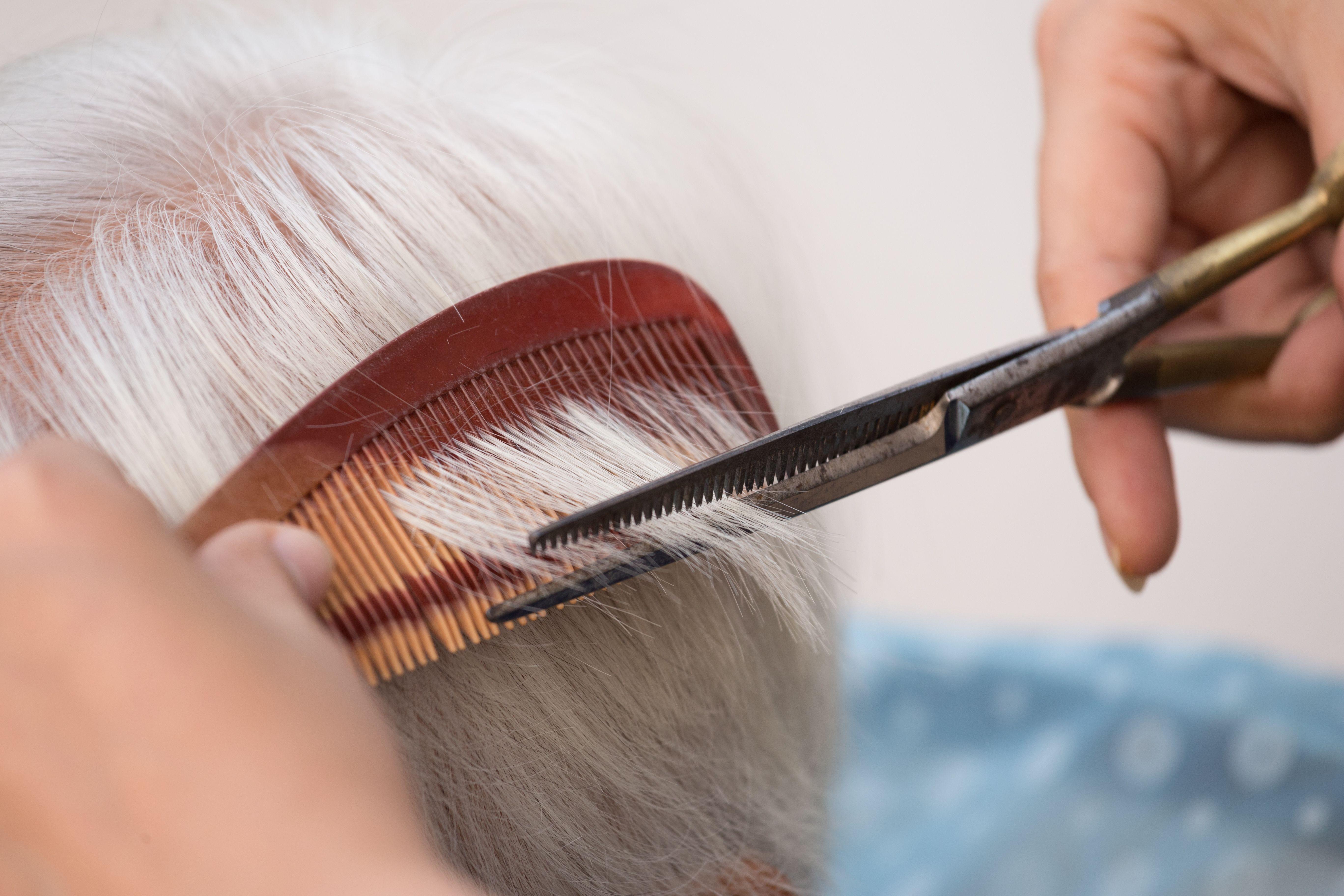 Peluquería: Servicios de Alogar Porriño