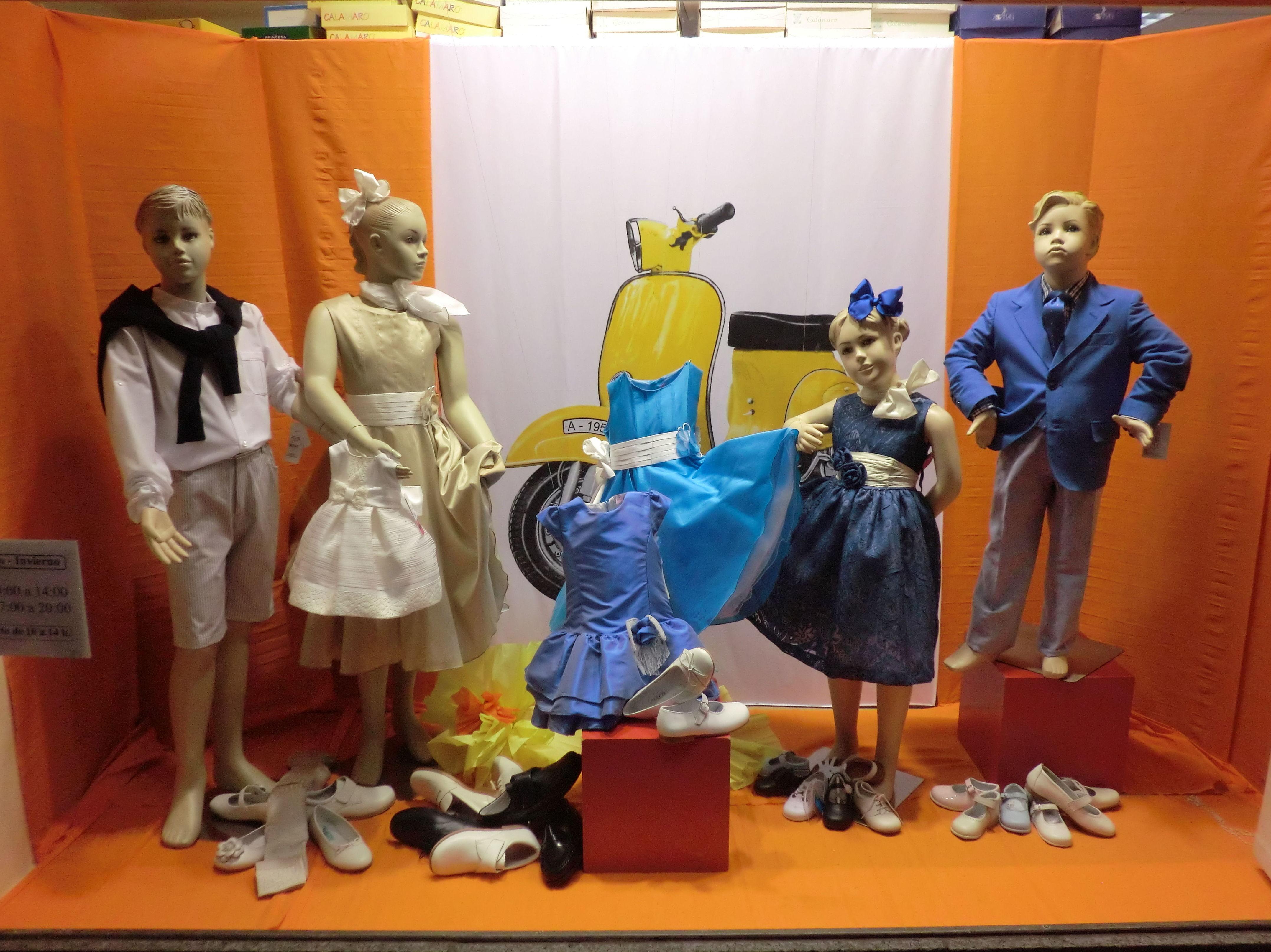 Ropa y calzado infantil en Navalcarnero