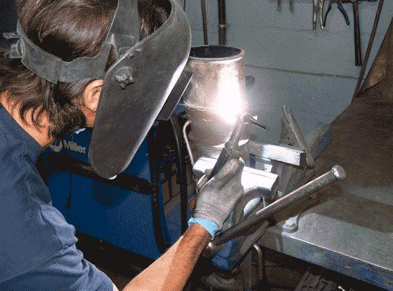 Soldaduras especiales: Servicios de Turbo Inyección Corega
