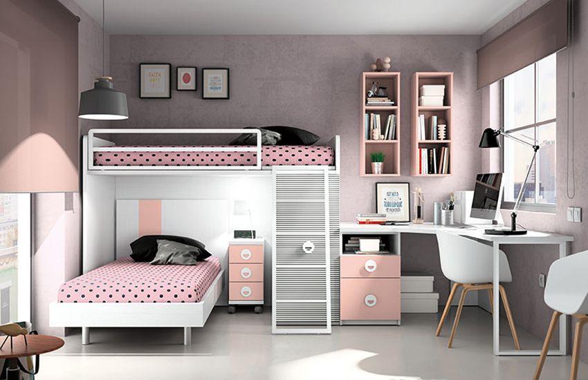 Dormitorio infantil Jaén