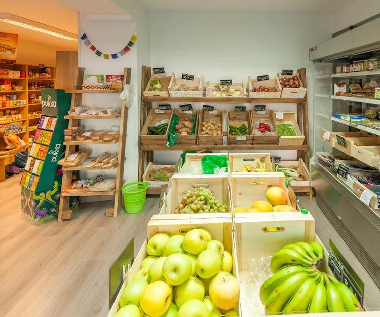 Alimentación vegana en Madrid