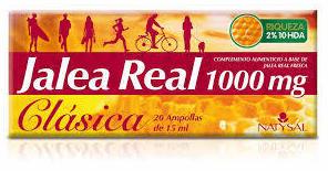 JALEA REAL CLÁSICA 20 VIALES.