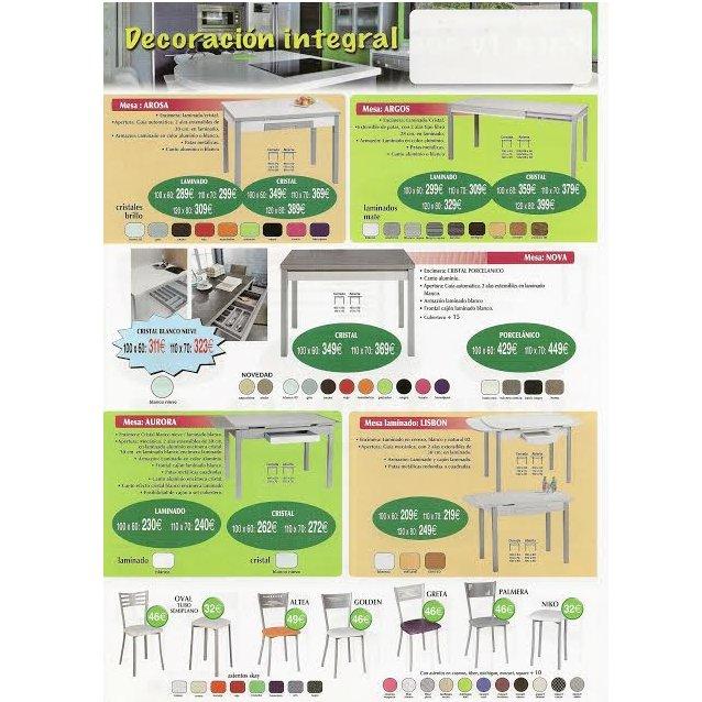 Ofertas en decoración integral: Catálogo de Electro Cocina