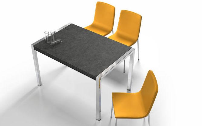 Mesas y sillas en Santutxu