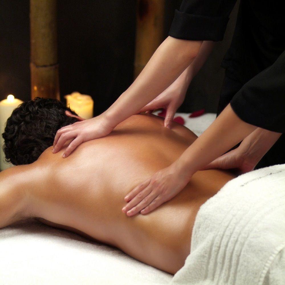 Massage four hands: Servicios of Masajes Manhattan