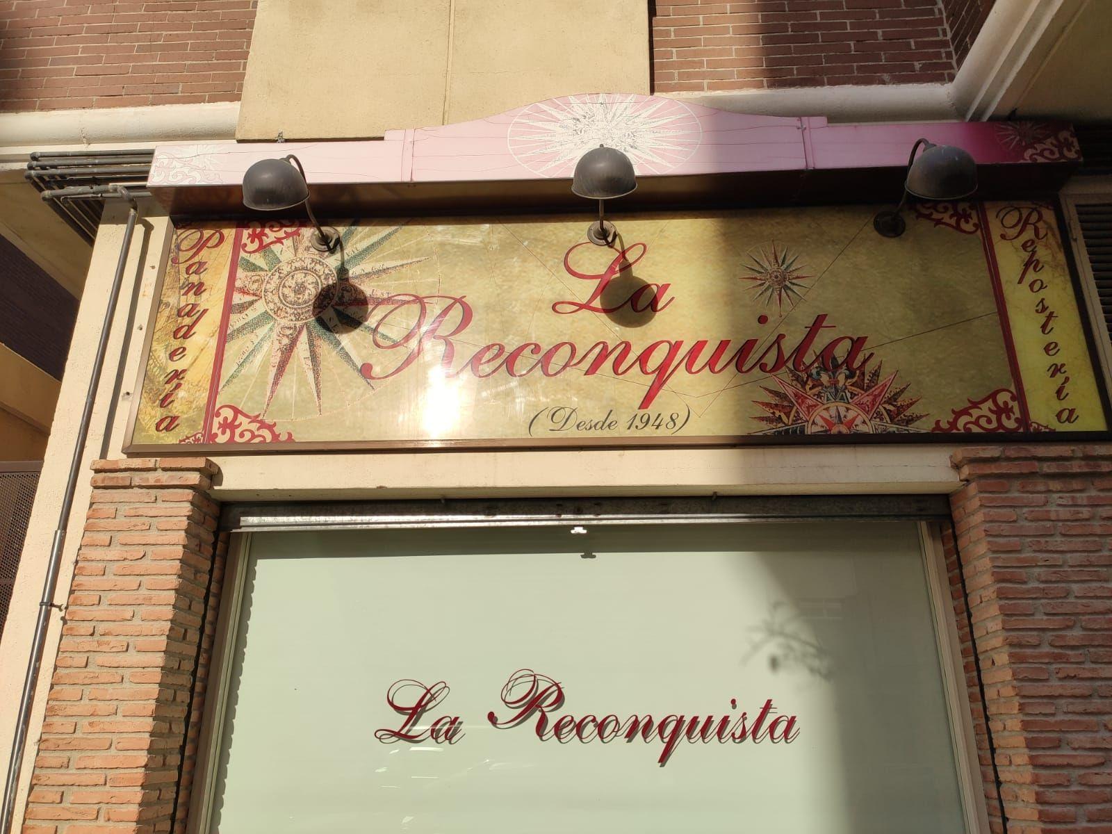 """Foto 3 de Panadería y pastelería en    Panadería """"La Reconquista"""""""
