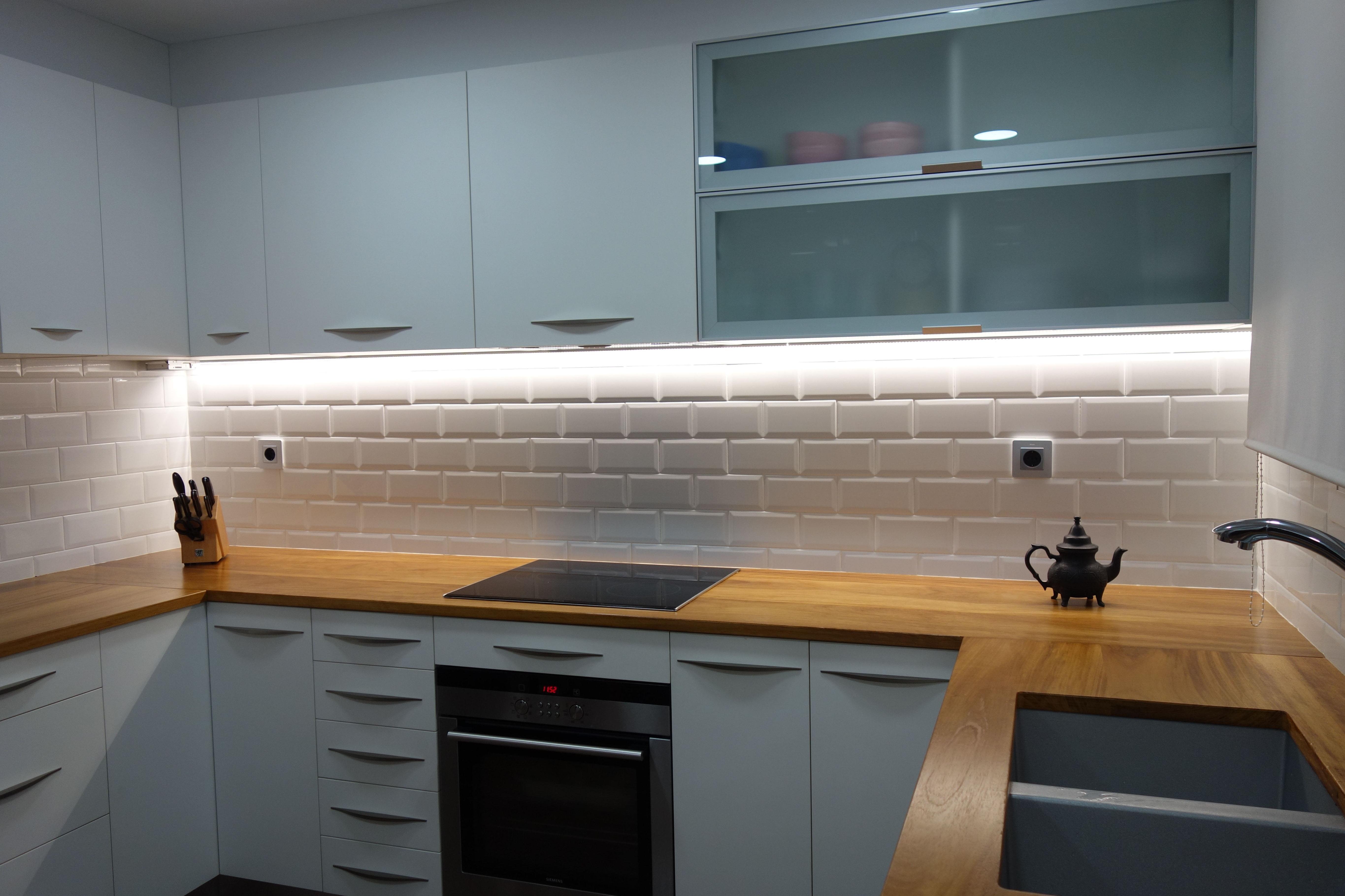 Mueble de cocina en Fenix / Martorell