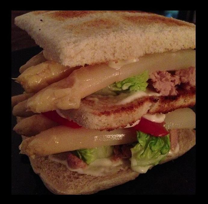 Sandwiches: Carta de Casa Luciano