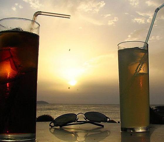 Bebidas: Carta de Casa Luciano