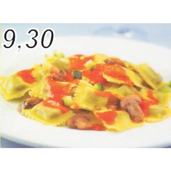 Ravioli de carne fiorentina: Carta de Casa Luciano