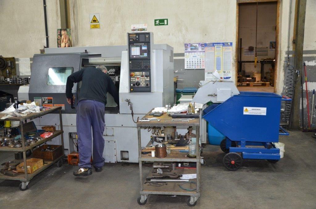 Foto 12 de Mecanizados en Manresa | Mecanitzats Gumer, S.L.