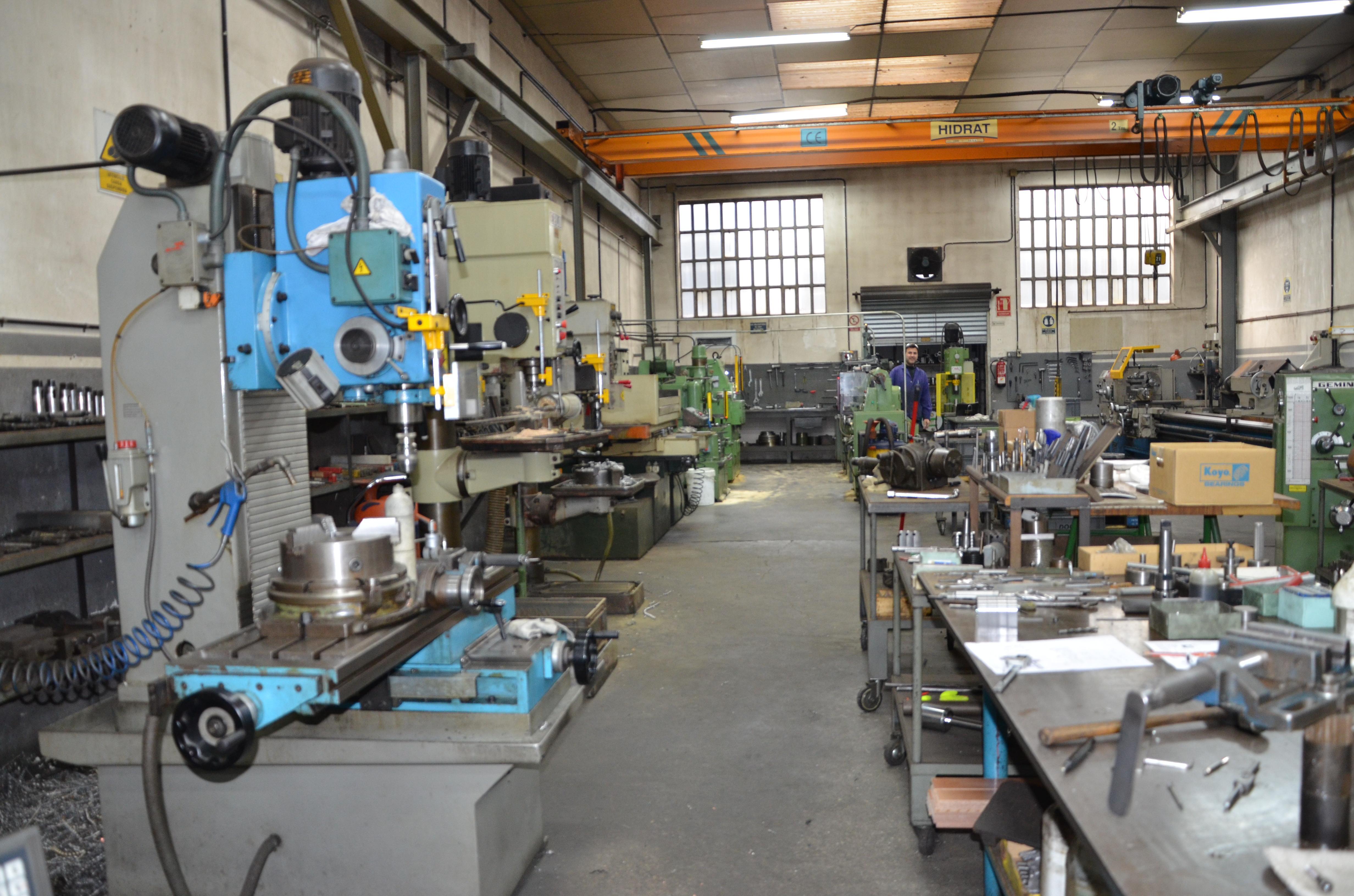 Foto 14 de Mecanizados en Manresa | Mecanitzats Gumer, S.L.