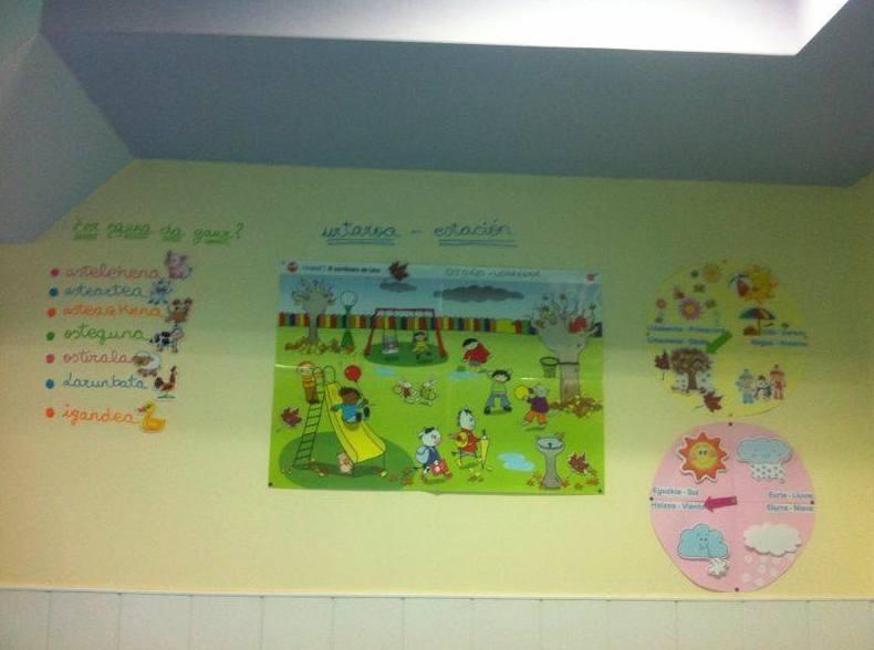 Foto 7 de Guarderías y Escuelas infantiles en Sestao | Kolorintxu