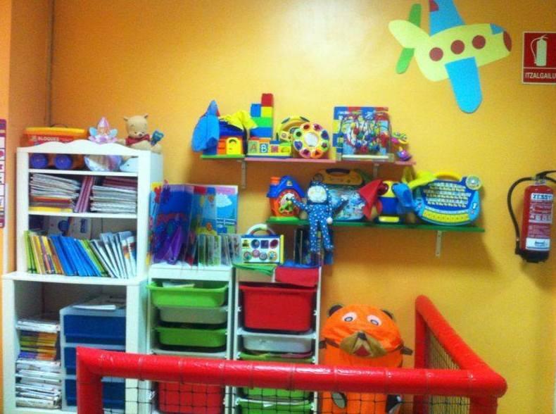 Foto 3 de Guarderías y Escuelas infantiles en Sestao | Kolorintxu