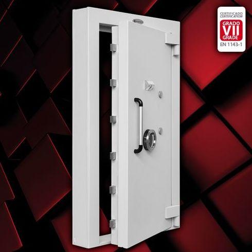 Serie Advance Puertas Acorazadas – Grado VII: Catálogo de Baussa