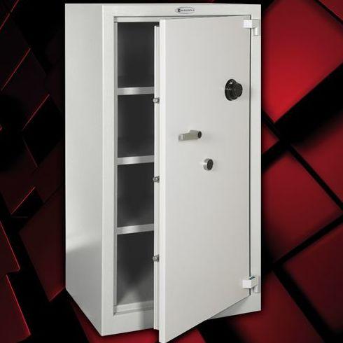 Serie A armarios de seguridad e ignífugos: Catálogo de Baussa