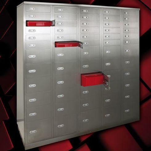 Serie C Compartimentos de Alquiler: Catálogo de Baussa