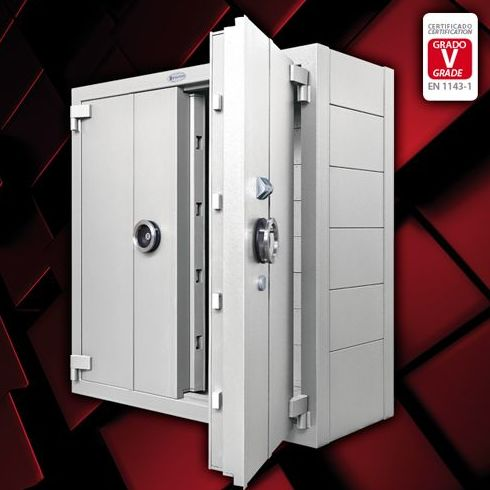 Serie 1.930 Cajas Desmontables – Grado V: Catálogo de Baussa