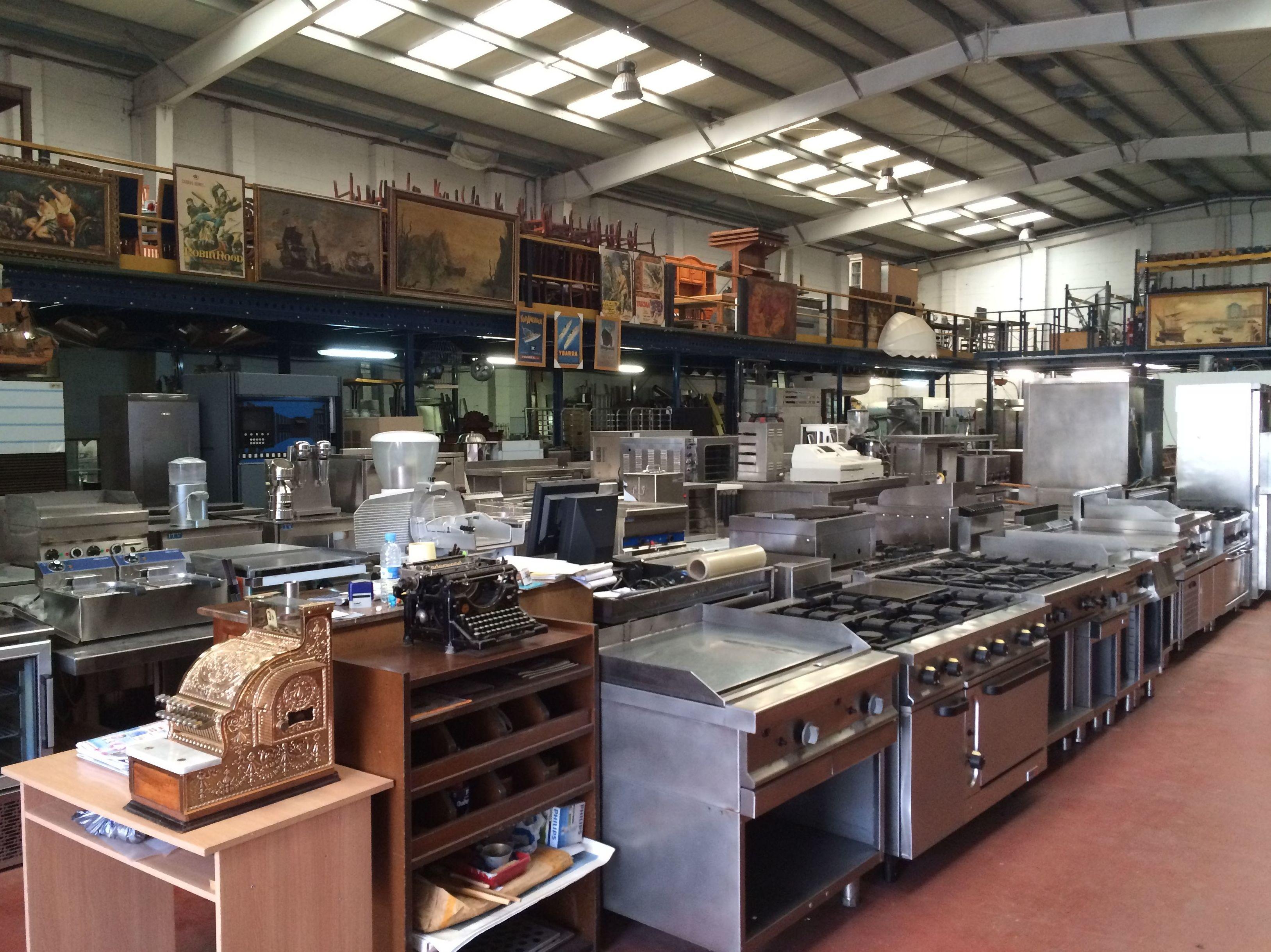Maquinaria hosteleria segunda mano en santander for Planchas de cocina industriales de segunda mano
