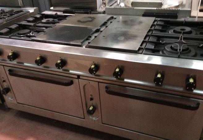Maquinaria de hosteler a de segunda mano en santander la for Cocina hosteleria segunda mano