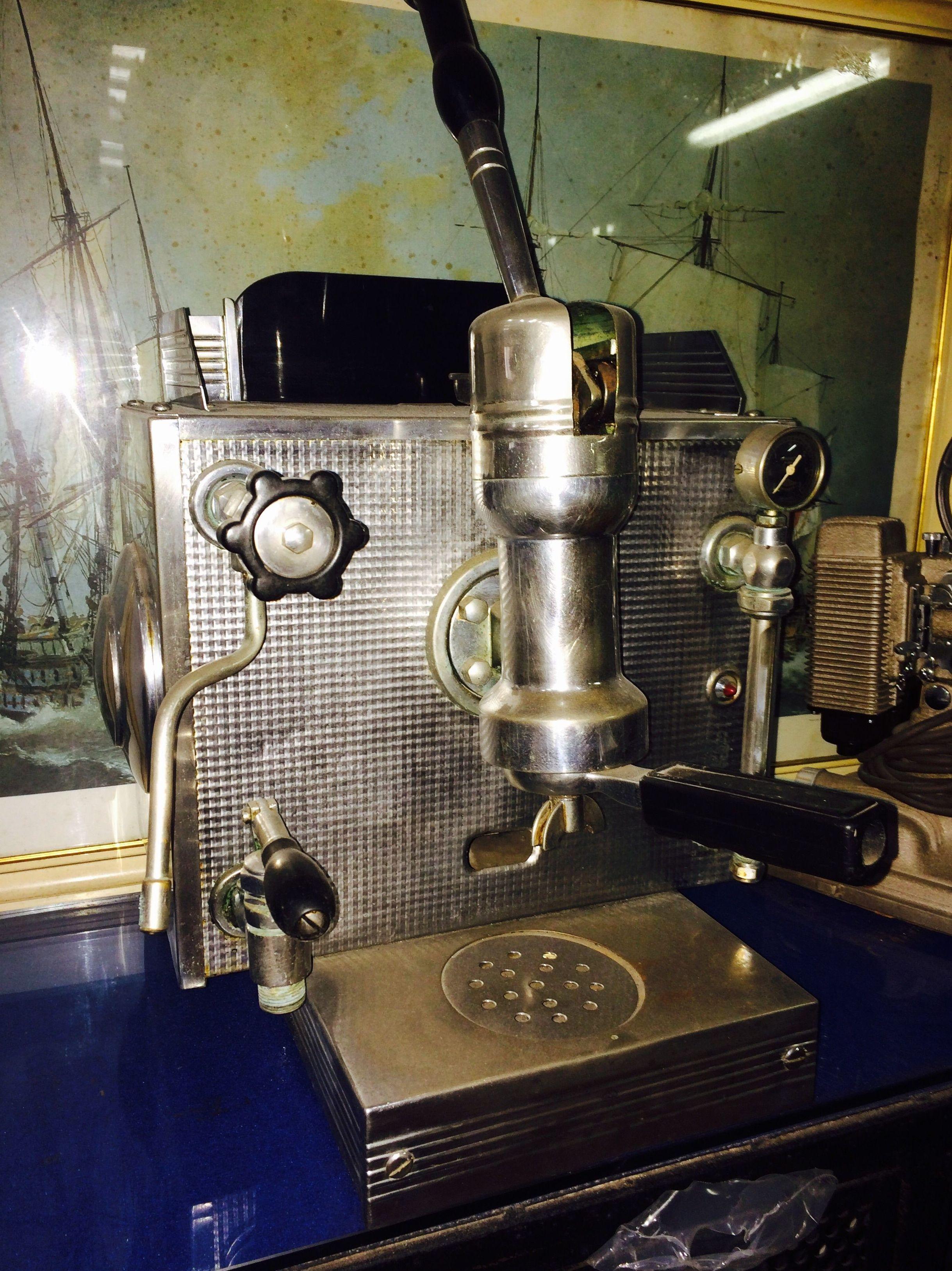 Cafetera antigua años 70