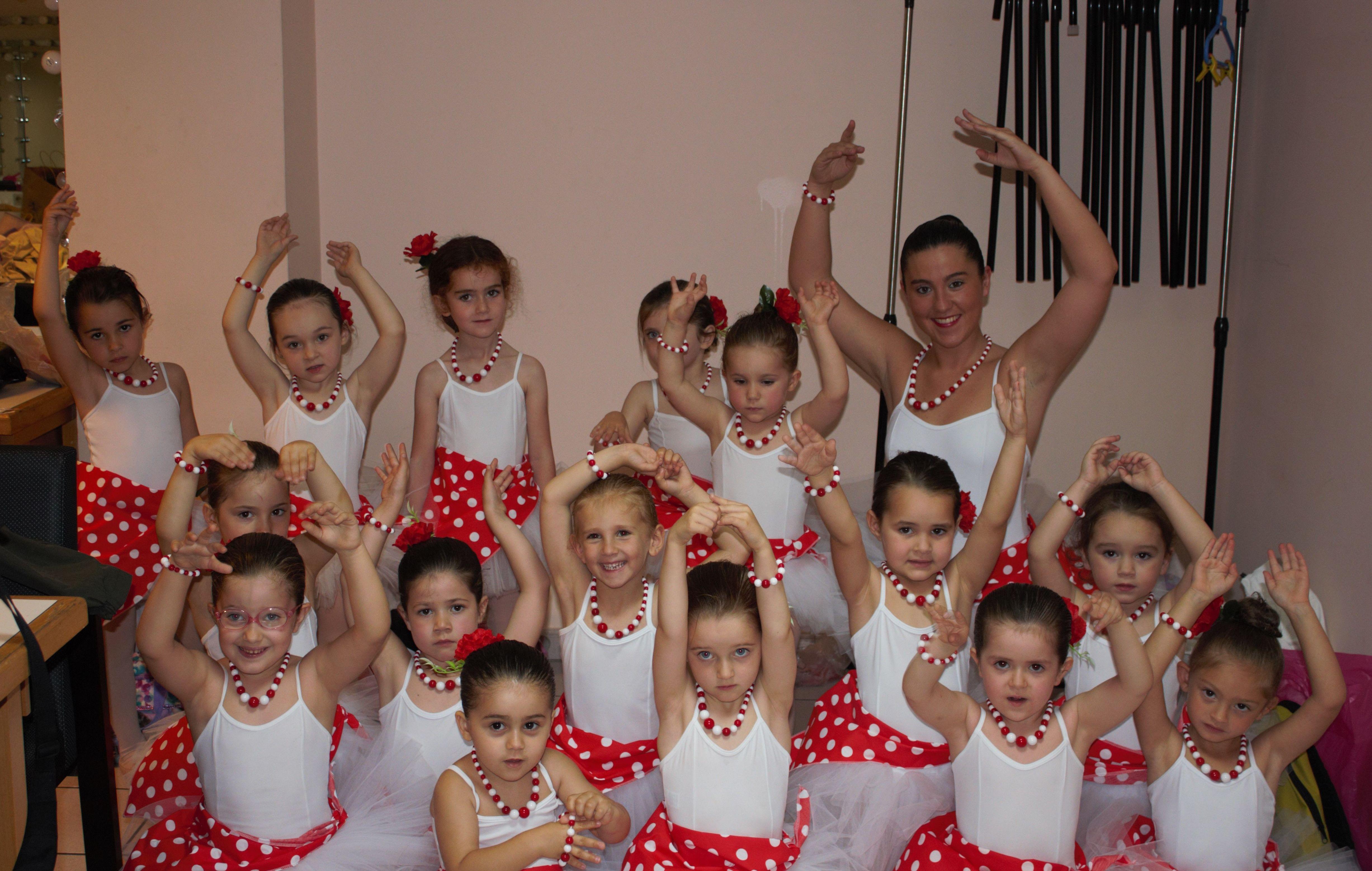 Ballet Bilbao - Pre primary (3-4 años) Serantes kultur Aretoa