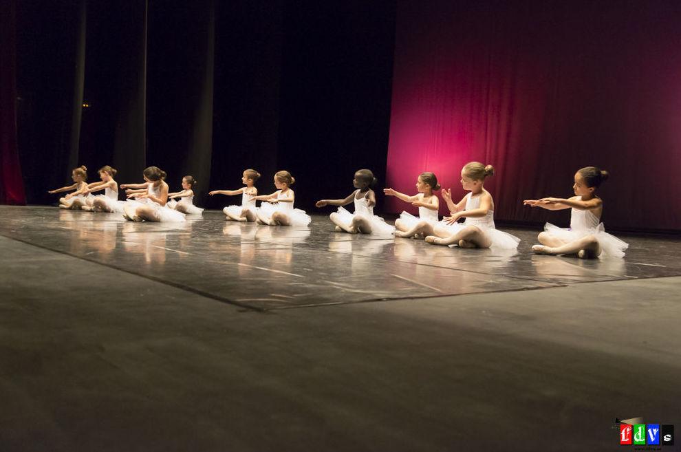 Ballet Aurrecoechea, Bilbao. Alumnas 6 años