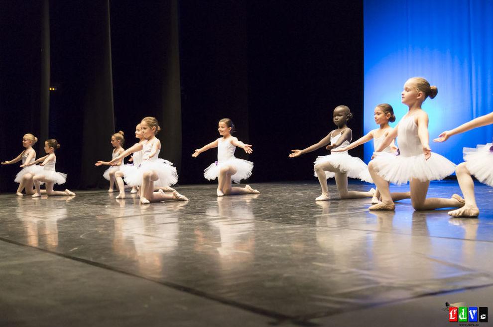 Alumnas 6 años, Ballet Bilbao