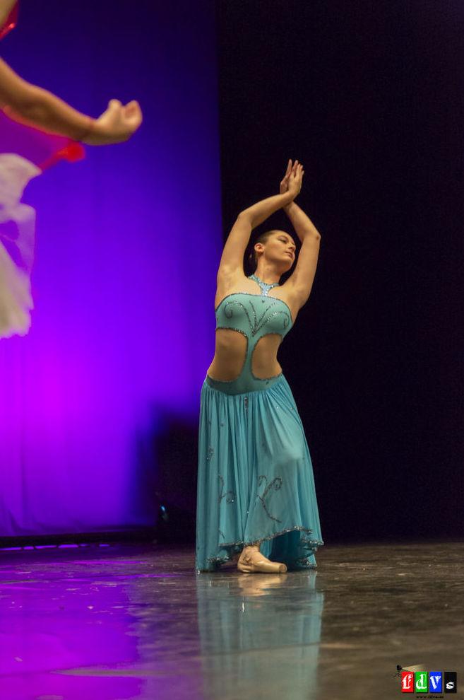 Ballet Bilbao Aurrecoechea-  Festival Serantes Kultur Aretoa