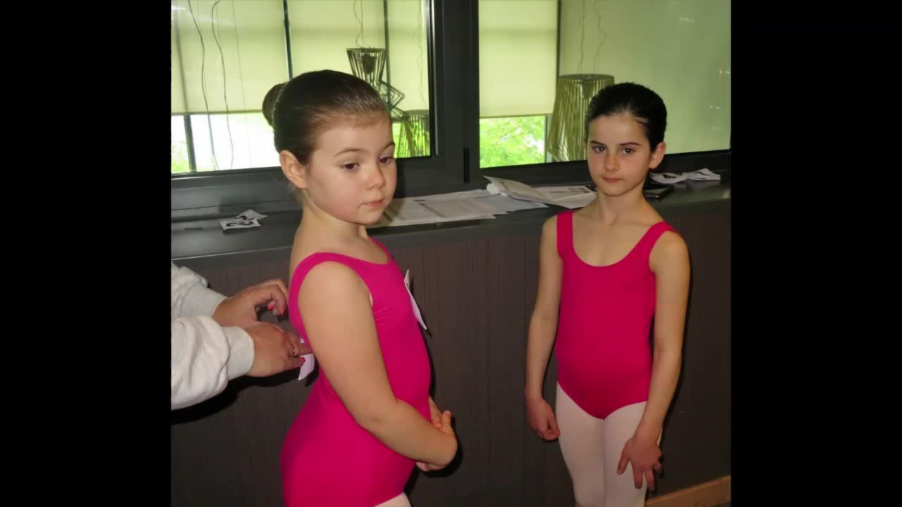 Examenes Royal Academy of Dance }}