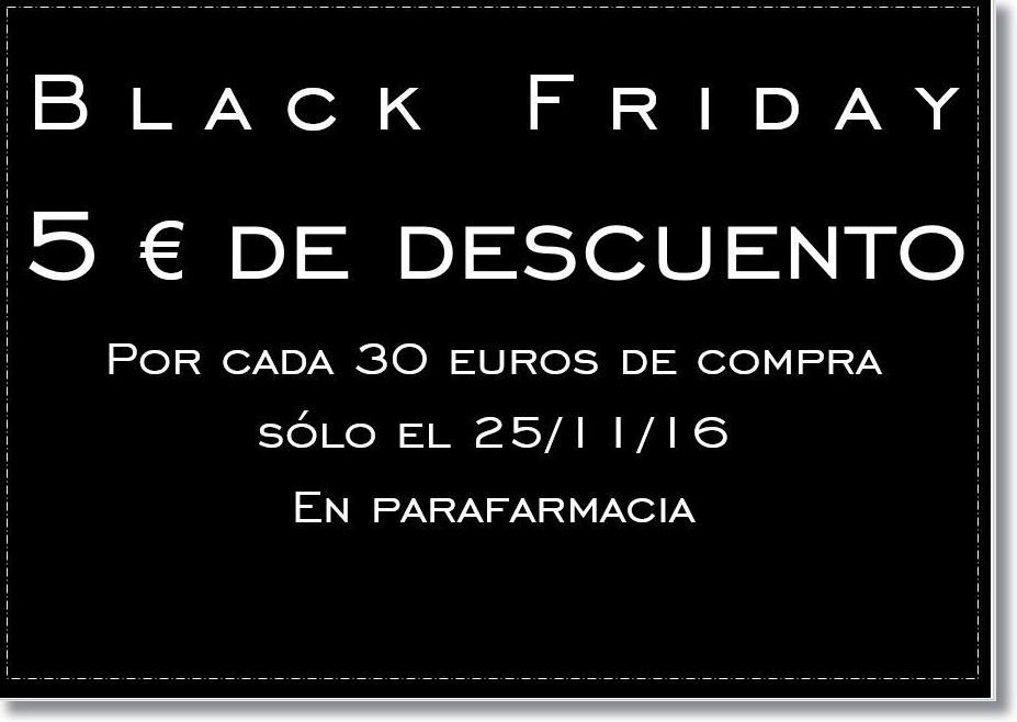¡Black Friday! }}
