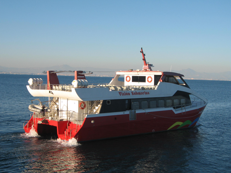 Foto 22 de Excursiones marítimas en Alicante | Cruceros Kontiki