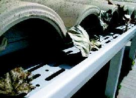 Canalones de Aluminio