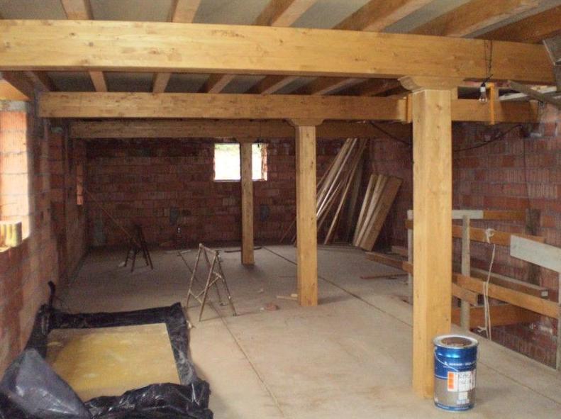 Estructuras de Madera: Trabajos en madera de Carpintería San Andrés
