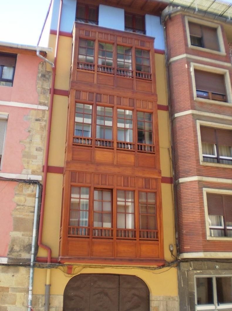 Miradores o balcones: Trabajos en madera de Carpintería San Andrés