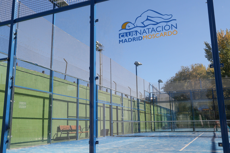 Foto 1 de Piscinas de uso público en Madrid | Club Natación Madrid Moscardó