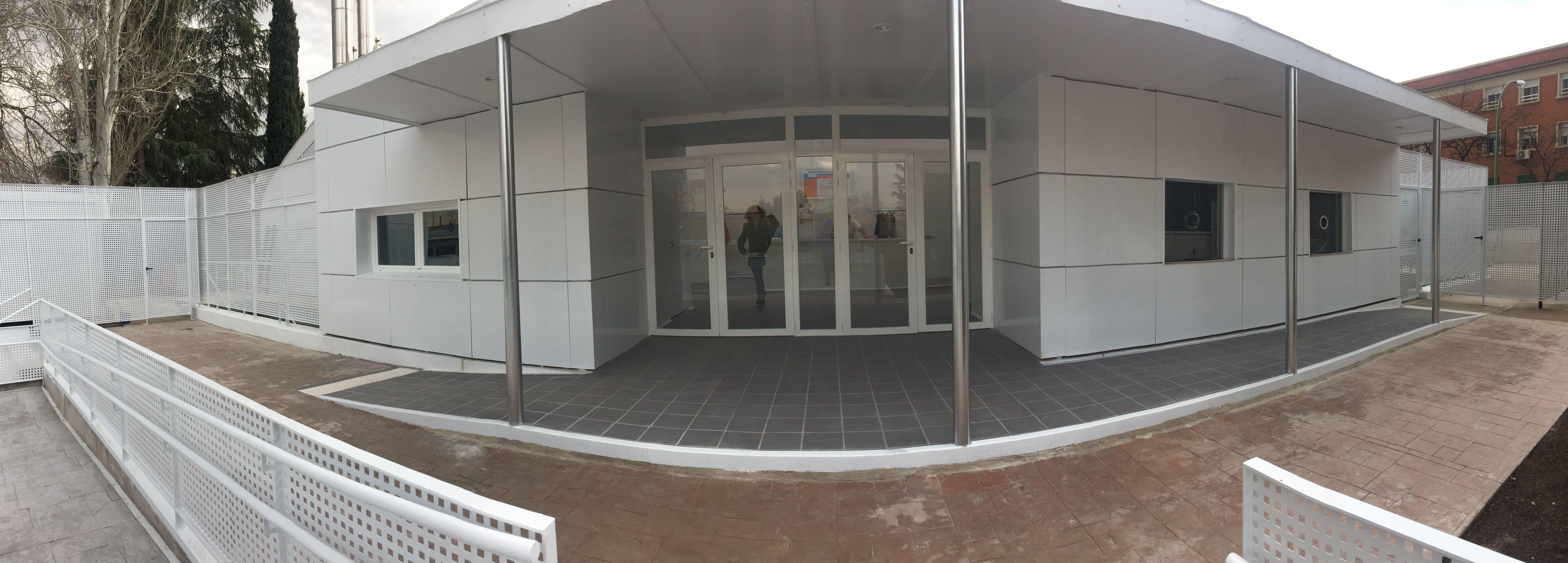 Foto 5 de Piscinas de uso público en Madrid | Club Natación Madrid Moscardó