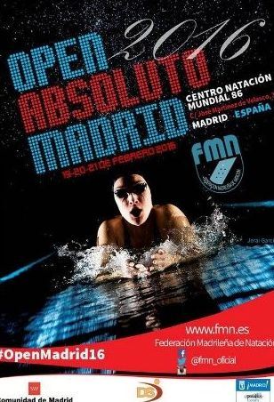 Campeonato Absoluto Open Comunidad de Madrid }}