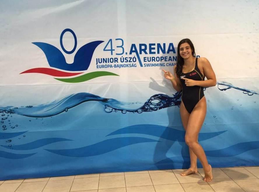 Paula García se hace un hueco en las semifinales del Campeonato de Europa Junior
