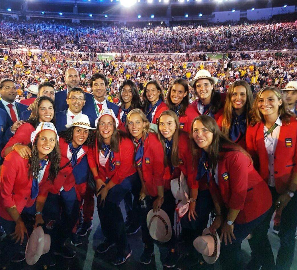 La selección española femenina acaba quinta en los JJOO de Río