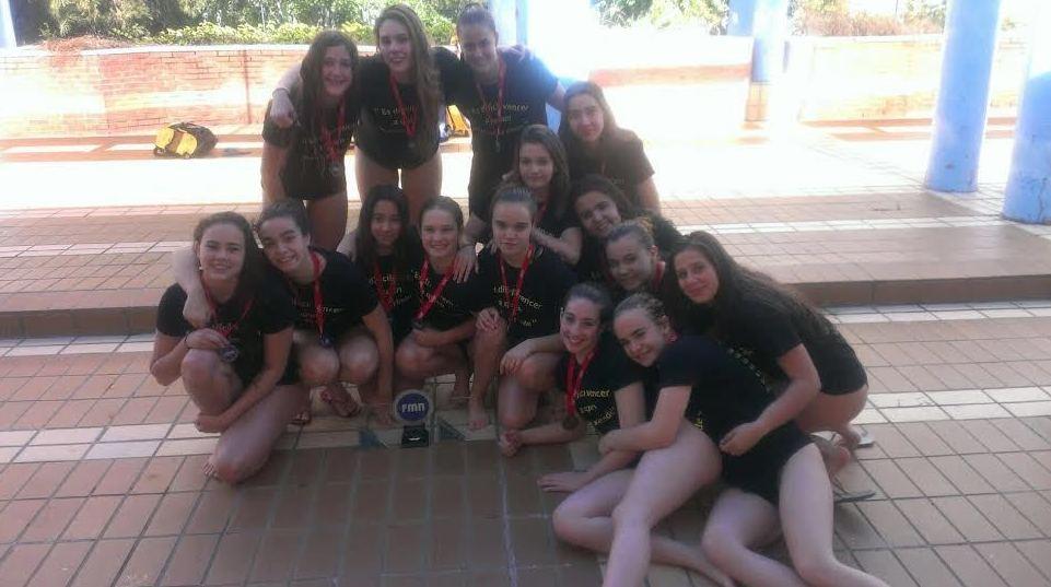 Las cadetes se proclaman Campeonas de Madrid