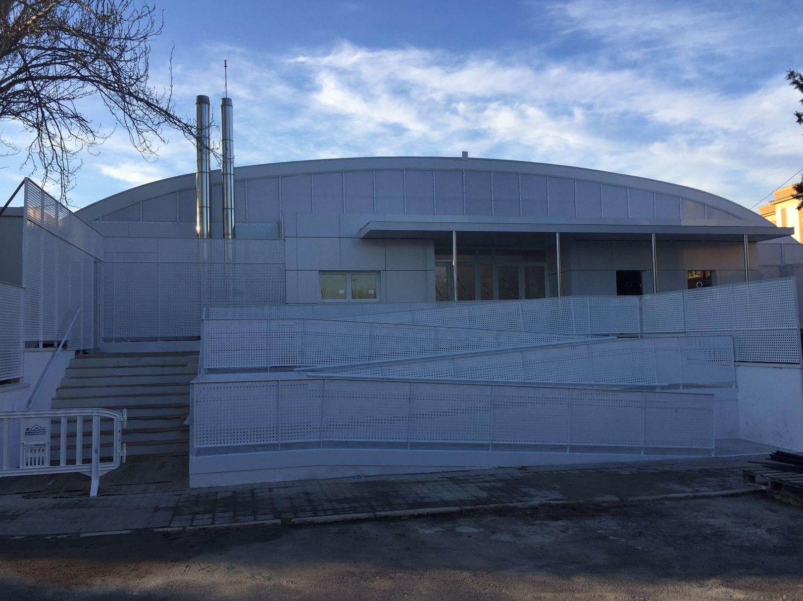 Nuestras Instalaciones: Actividades de Club Natación Madrid Moscardó