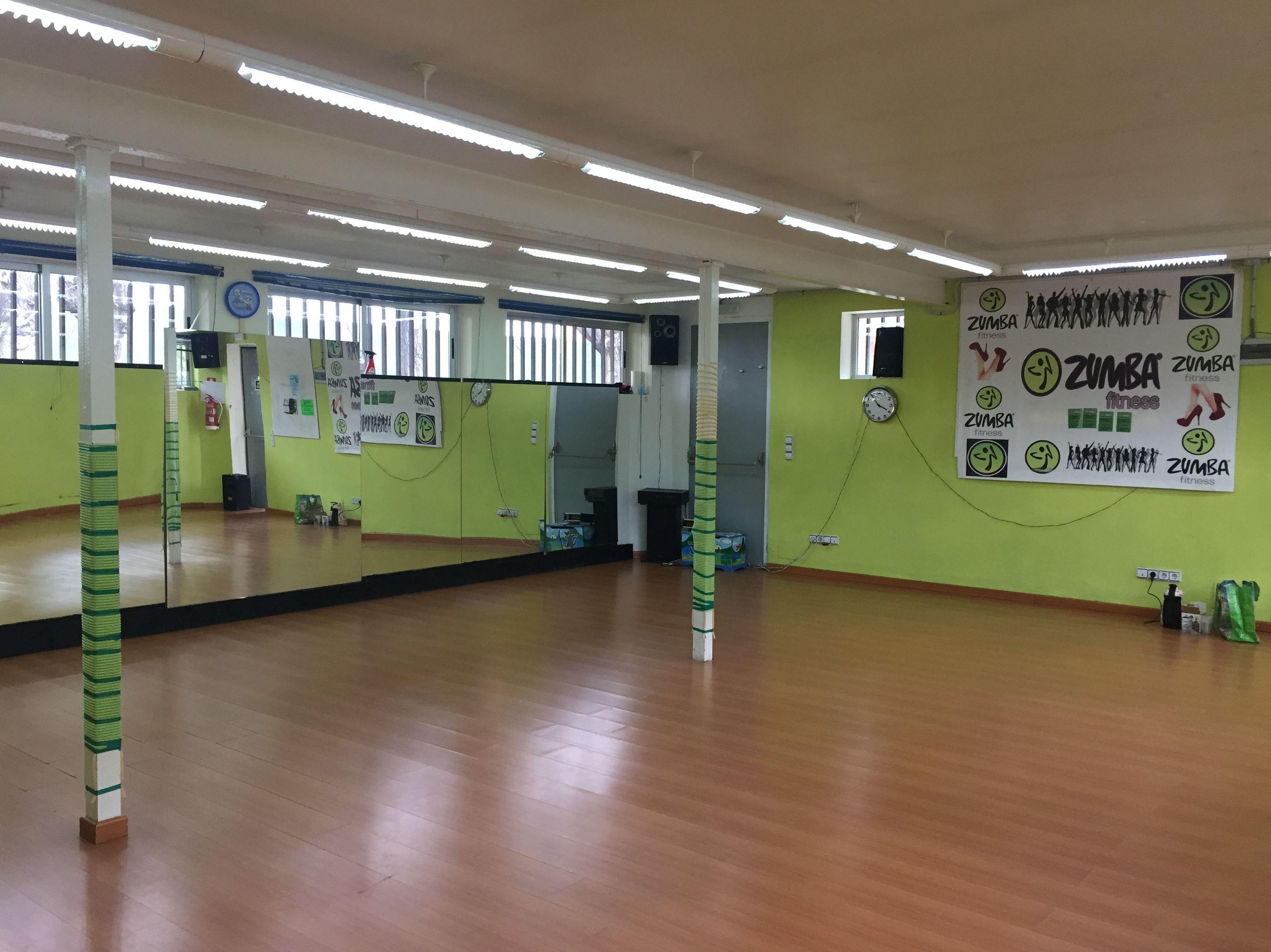 Actividades dirgidas: Actividades de Club Natación Madrid Moscardó