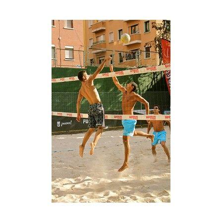 Voley Playa: Actividades de Club Natación Madrid Moscardó